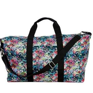 Cynthia Rowley, Weekender Duffle Bag, Marble